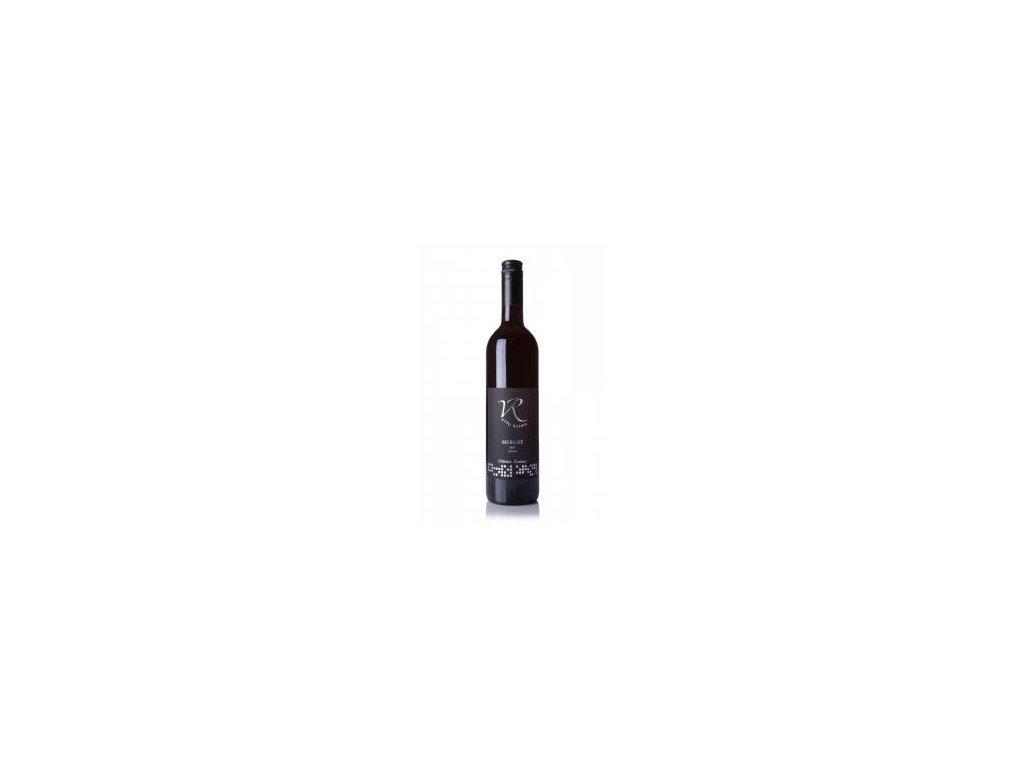 Víno Rajnic Alibernet 2017 0,75l