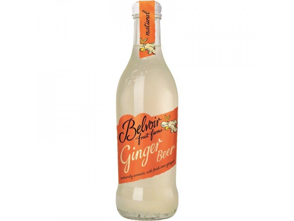 Belvoir Organic Gingerbeer 0,25l