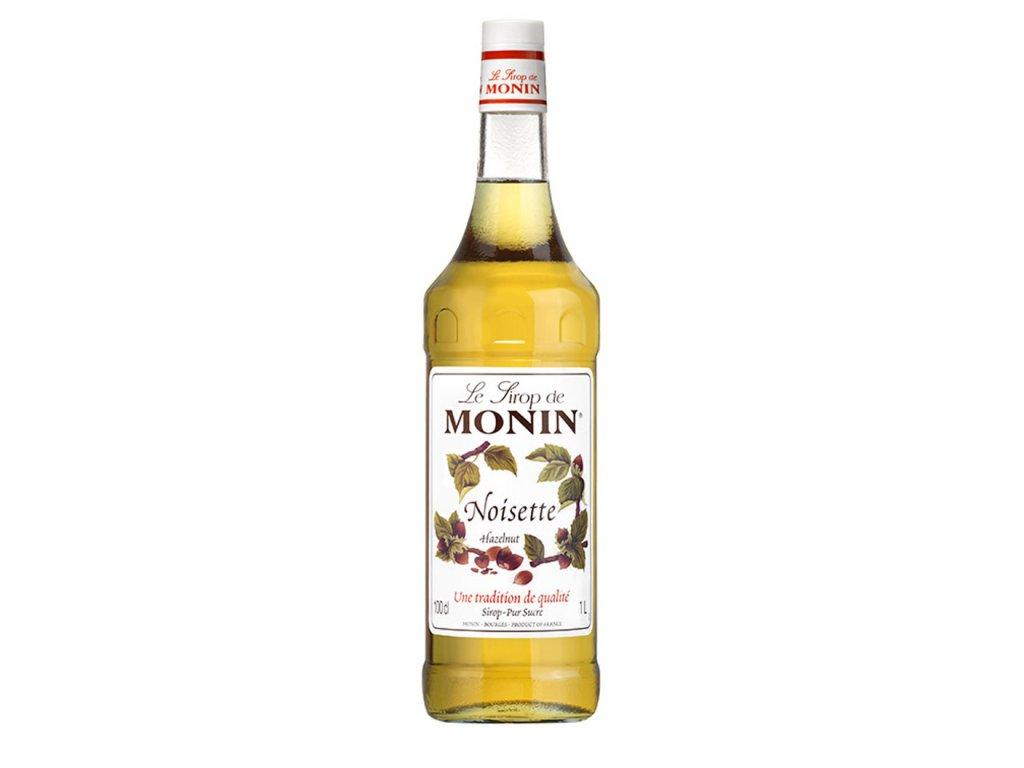 monin noisette sirup 1l