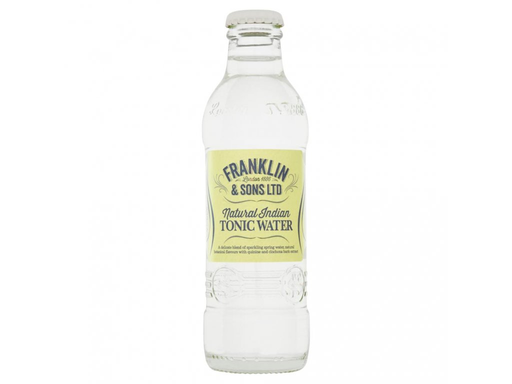 franklin sons tonic water 200ml temp