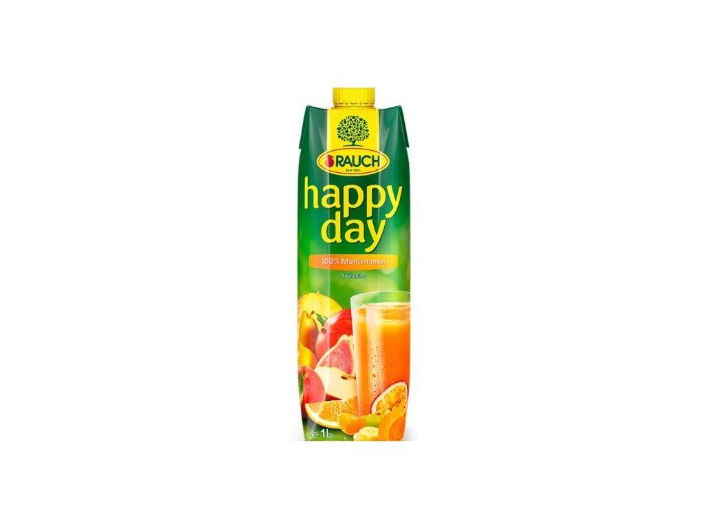 Happy Day Multivitamín 100% 1,0l