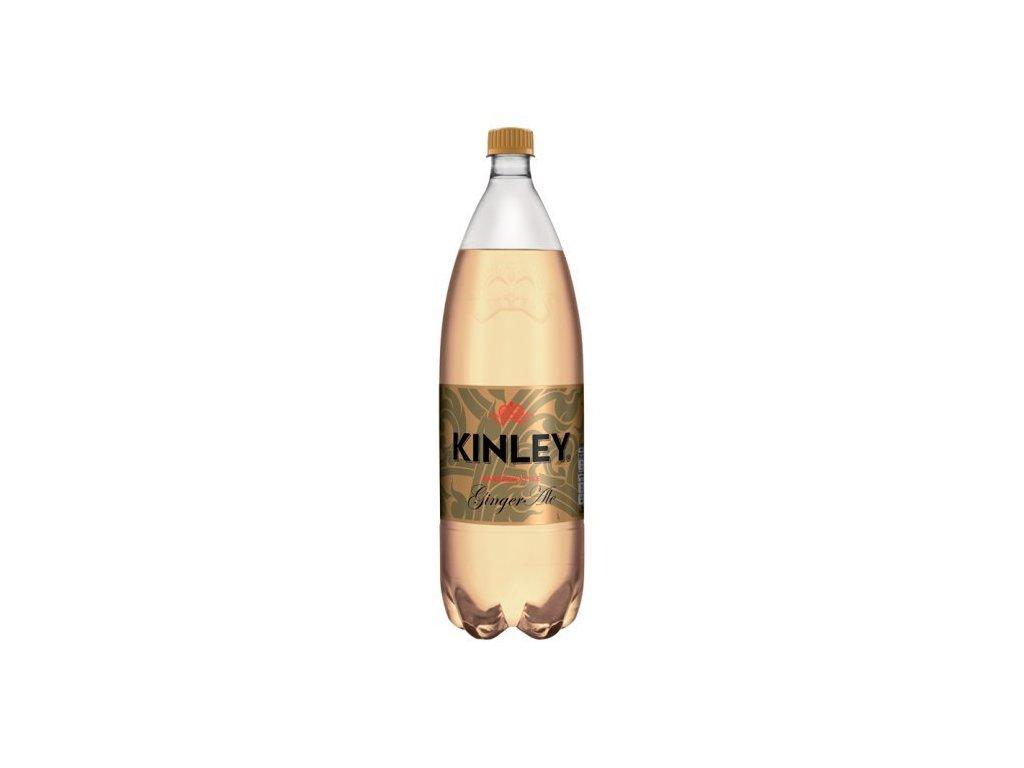 Kinley tonic ginger 1,5l Pet
