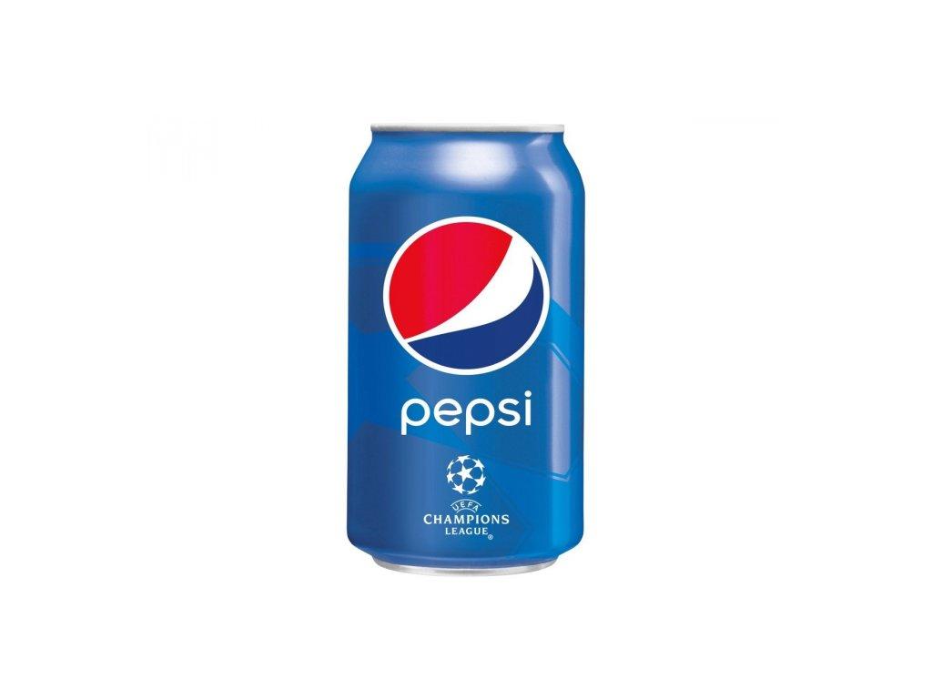 Pepsi cola 330ml plech