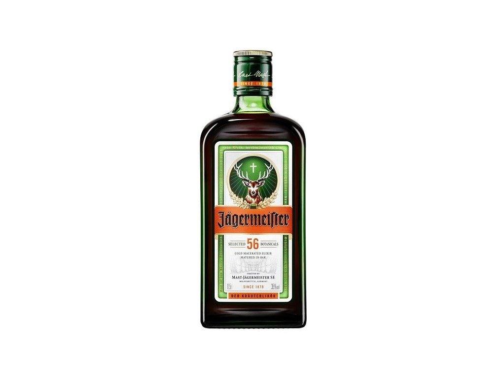 Jägermeister 35% 0,5l