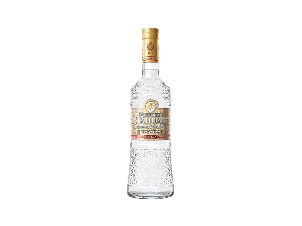 0014539 russian standard gold vodka 1000ml
