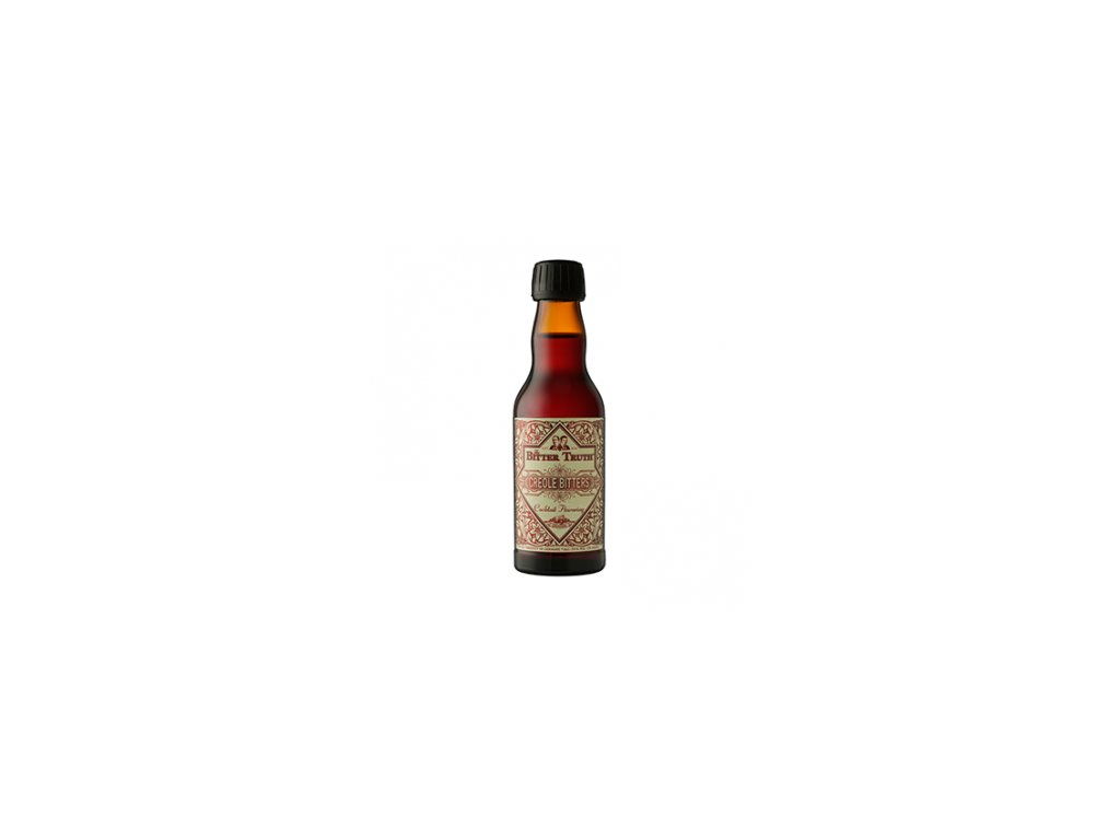 Bitter Truth Creole 39% 0,2l