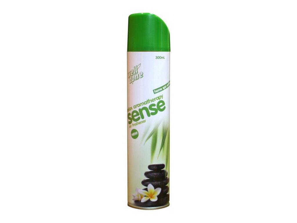 Osviežovač vzduchu Sense 300ml aromatherapy