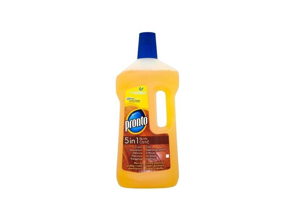Pronto 1l na podlahy mydlový čistič