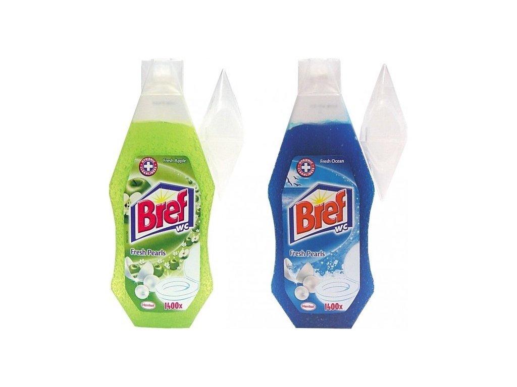 WC Bref gel 360 ml + košíček