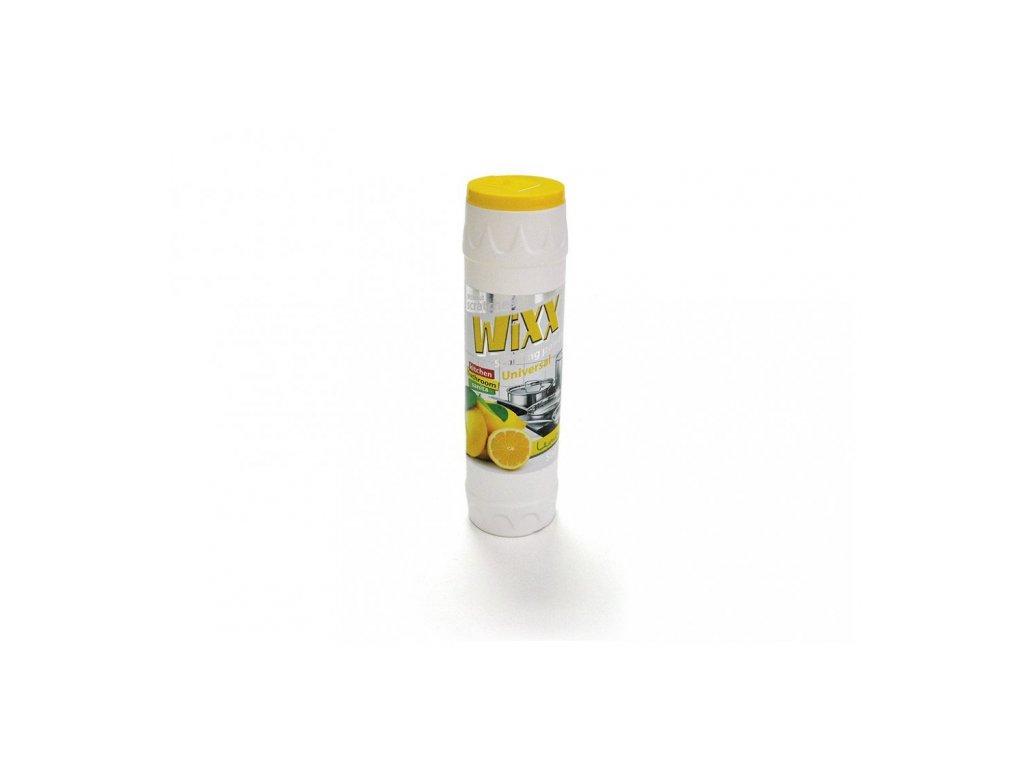 Wixx prášok 500g citrón žltý