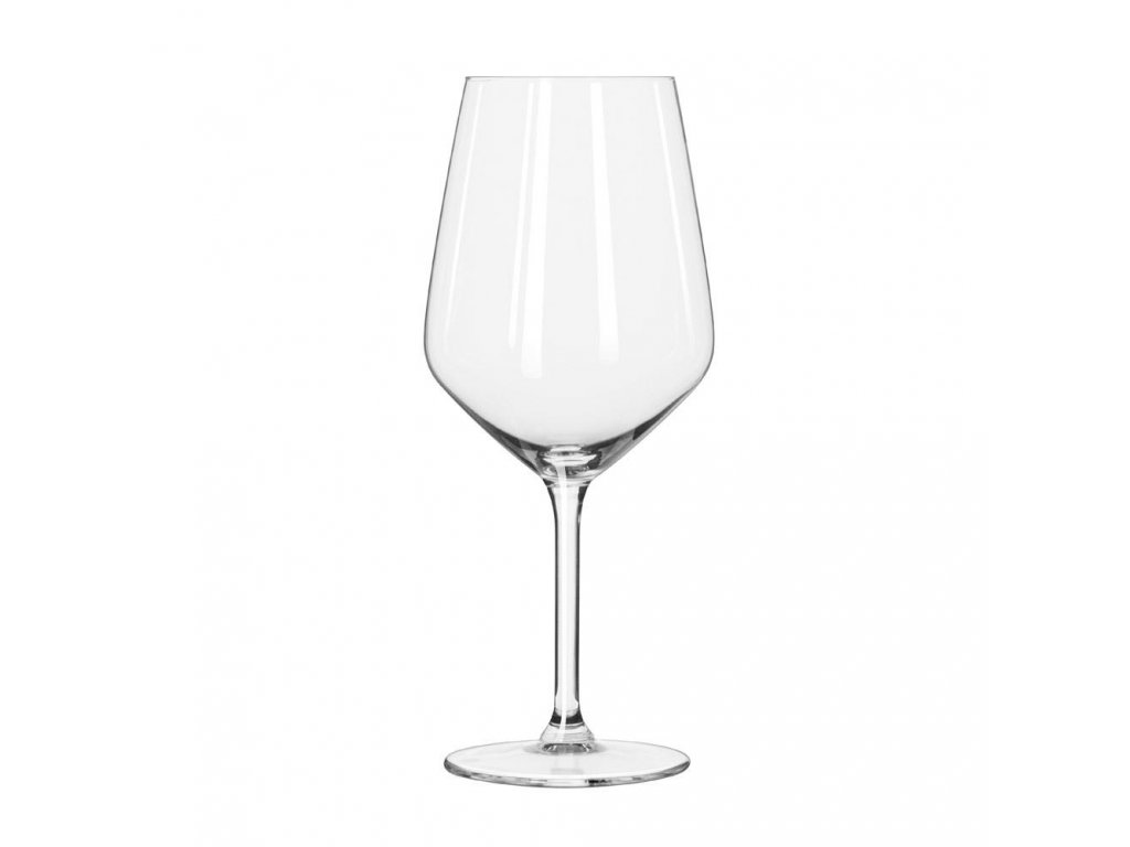6 glasses of wine goblet 53cl carre libbey 523149