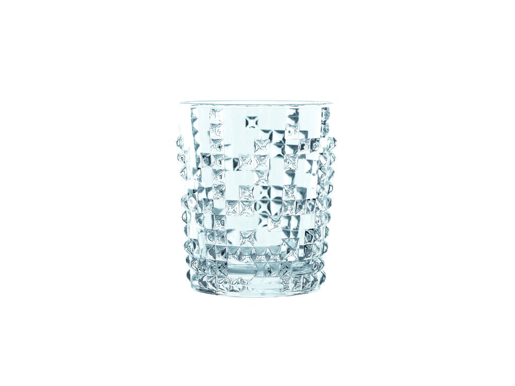 nachtmann crystal whisky tumbler set of 4 348ml punk