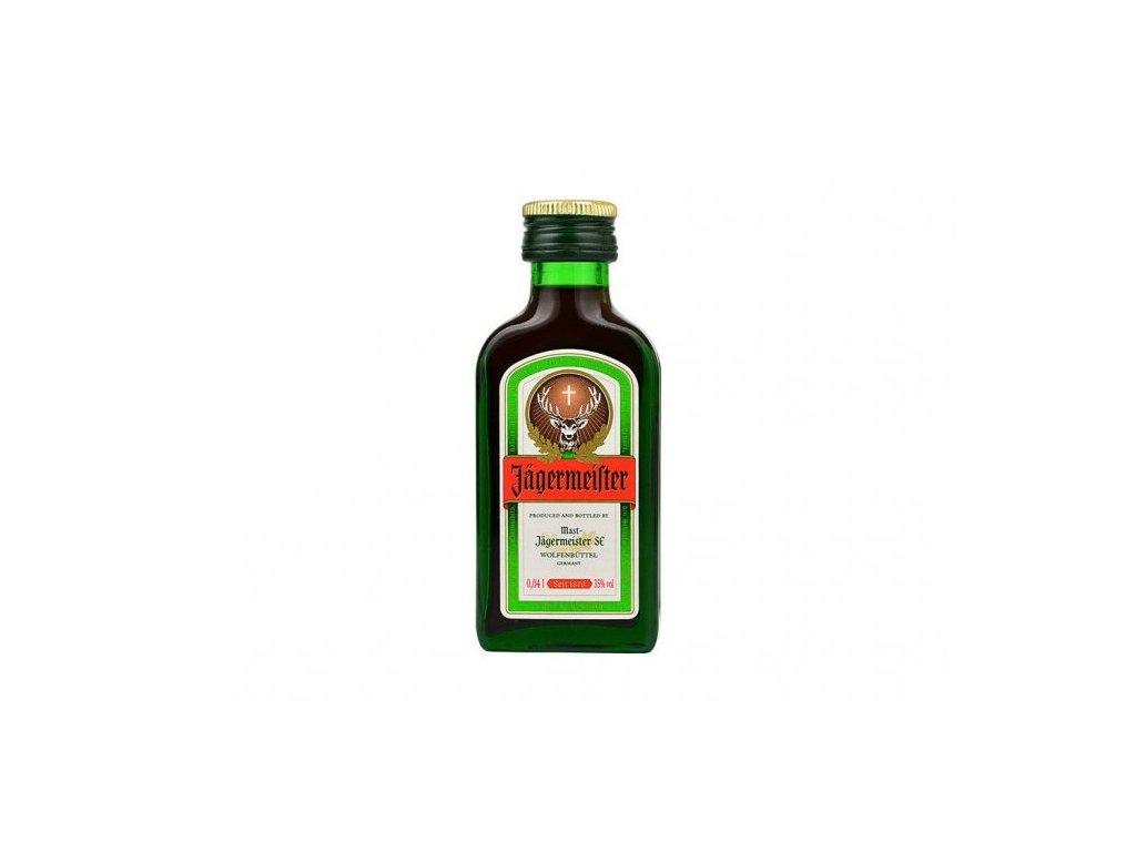 Jägermeister Mini 35% 0,04l