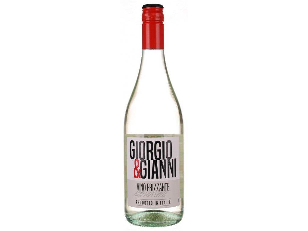 Giorgio & Gianni Viva Frizzante 10,5%, 0,75l