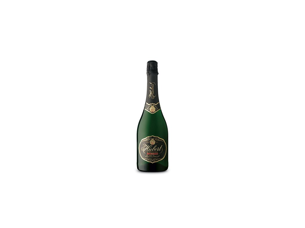 Hubert Brut original 12,5% 0,75l