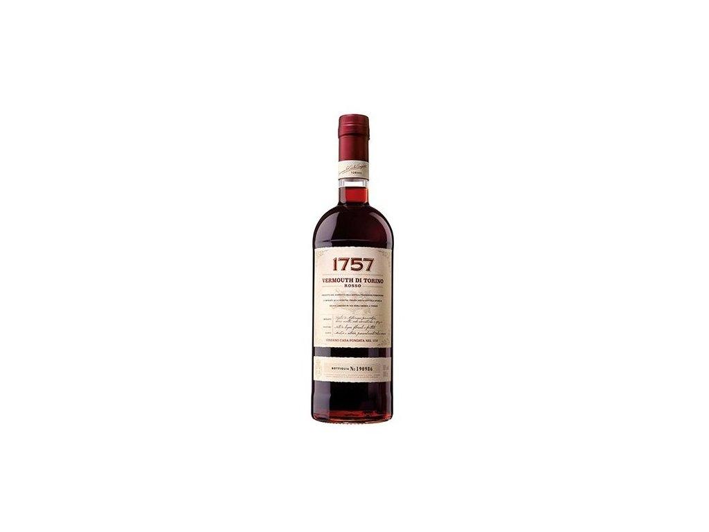 Cinzano Rosso 1757 16%, 1l (nová fľaša)