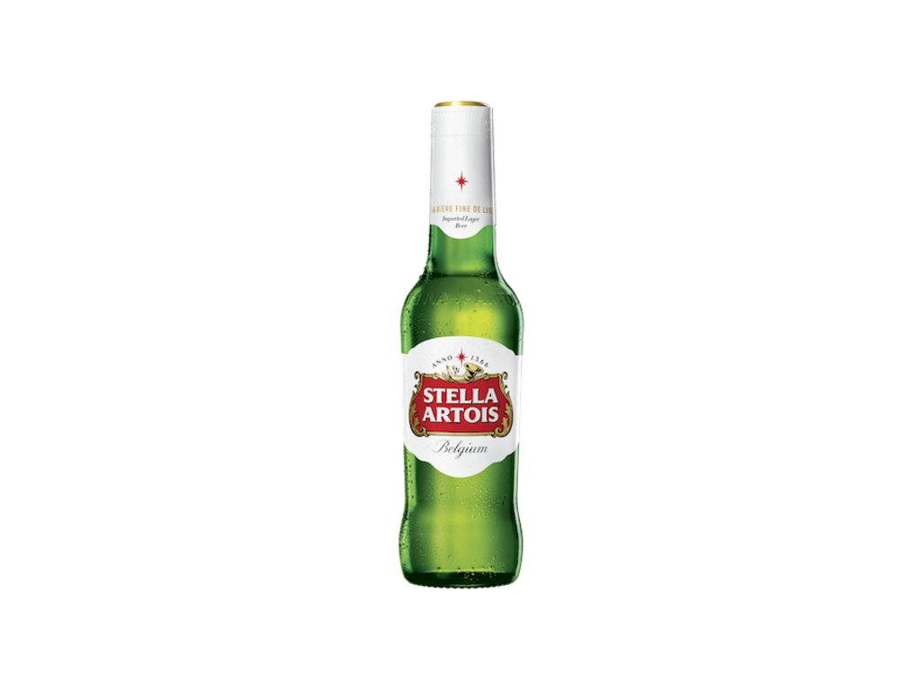 Stella Artois Alko 5% 0,330l sklo nevratne