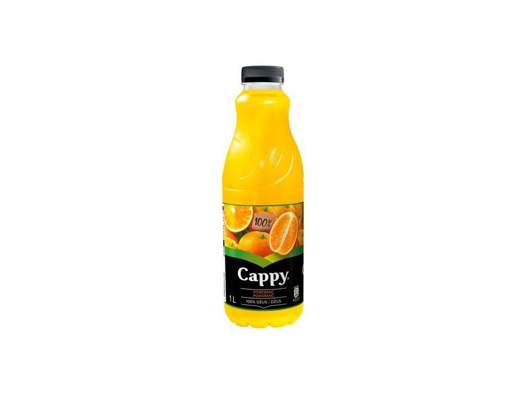 Cappy Pomaranč 100% 1l Pet