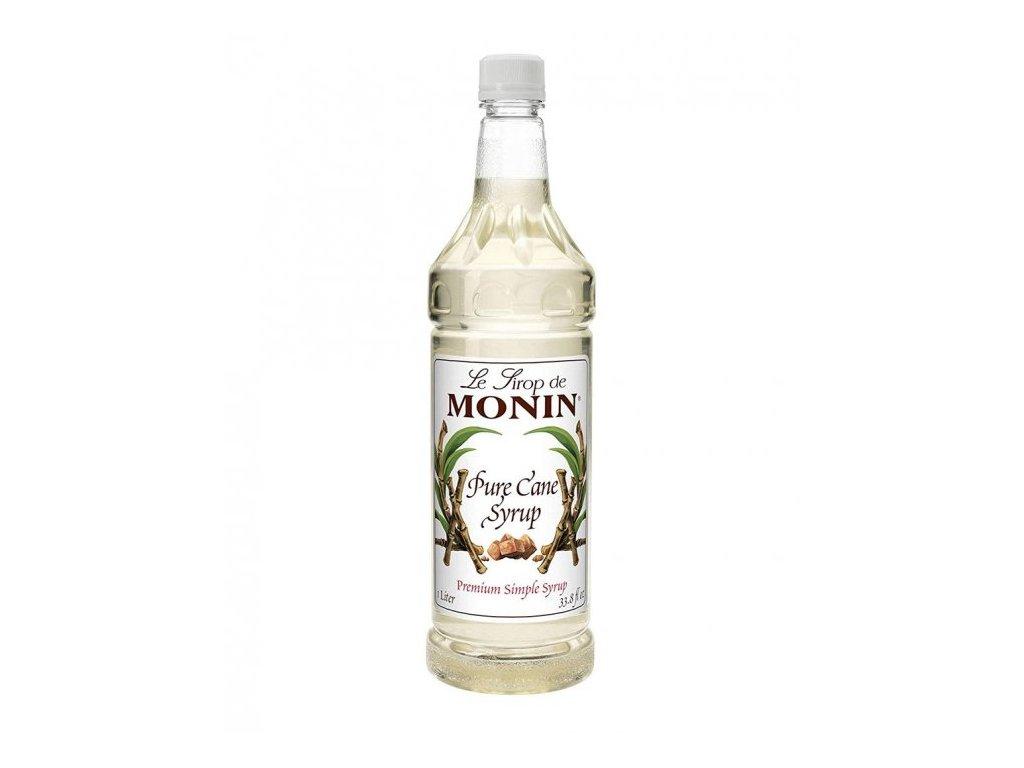 Monin Sugar Cane / cukrový 1l