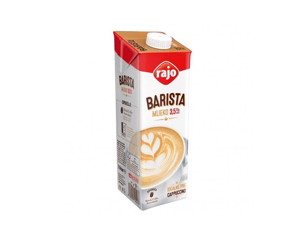 Rajo UHT Mlieko 3,5% Barista