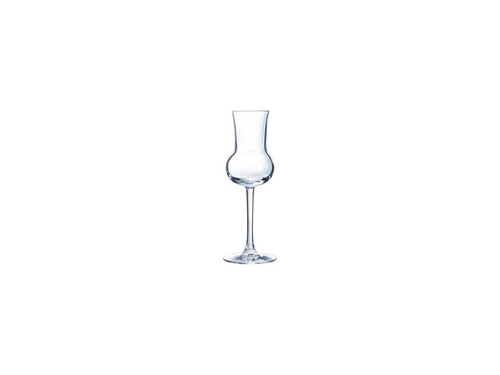 arcoroc vina grappa liqueur glasses 9cl set of 6