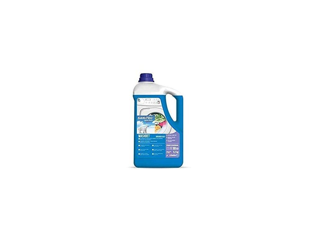 Prací gel Washdet 100PD modrá orchidea 5,1kg