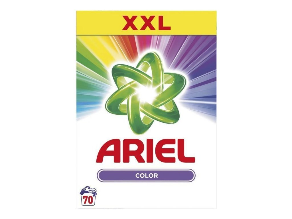 Ariel prací prašok 5,25 Kg (70 praní )