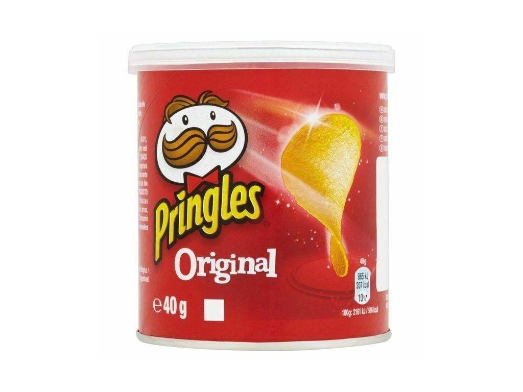 Pringles snack original 40g