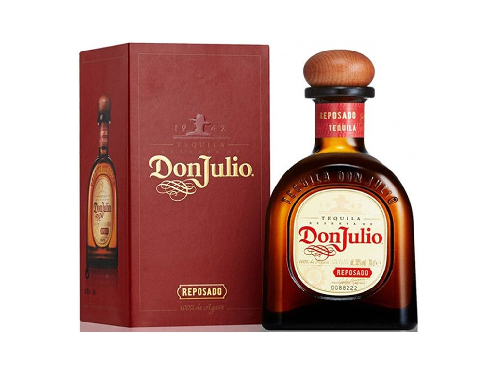 Don Julio Reposado 38% 0,7l