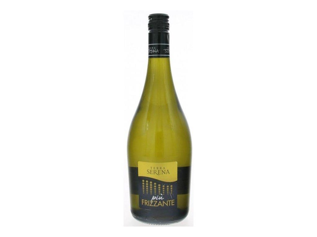 Terra Serena Vino Bianco fr. PIU Frizzante 0,75l