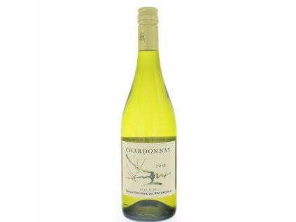 Rothschild Pays d'Oc Varietals Chardonnay 2018 0,75l