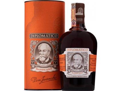 rum diplomatico mantuano v tube 40 0 7l