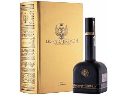 Legend of Kremlin Gold 40%, 0,7l