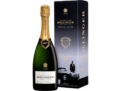 fd046 bollinger special cuvee 007 limited edition