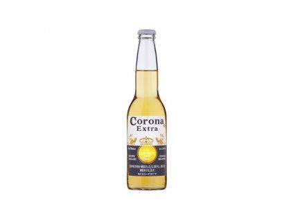 Pivo Corona extra 4,5 % 0,33 sklo