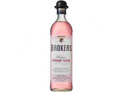 32409 broker s pink gin 40 0 7 l
