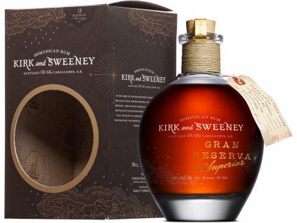 Kirk & Sweeney 23YO 40% 0,7l