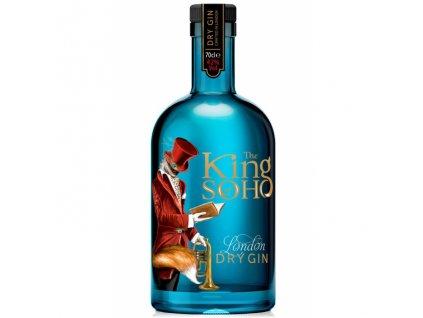King of Soho London dry 42% 0,7l