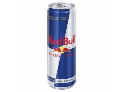 Red Bull 250ml plech