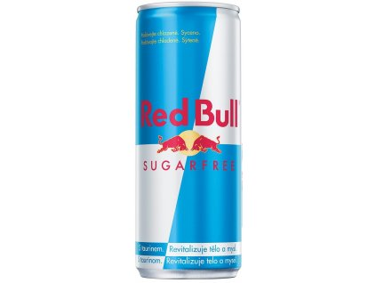 energeticky napoj red bull sugar free 250ml zoom 4255