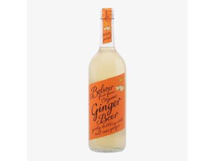 Belvoir Organic Gingerbeer Presse 0,75