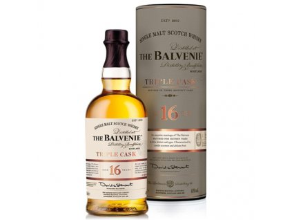 the balvenie 16 yo triple cask 0.70l