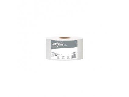 Toaletný papier Jumbo 18cm 2vr Extra, biely 12ks