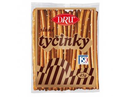 DRU Tyčinky 45g slané