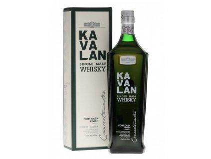 kavalan concertmaster port cask finish whisky 1