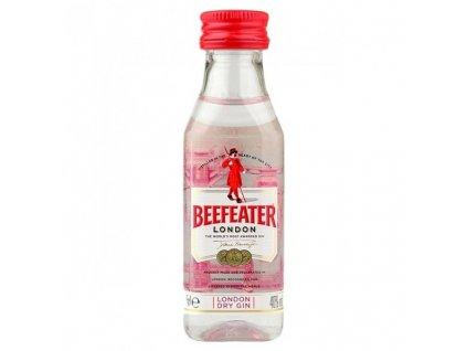 beefeater gin miniature 5cl temp 3