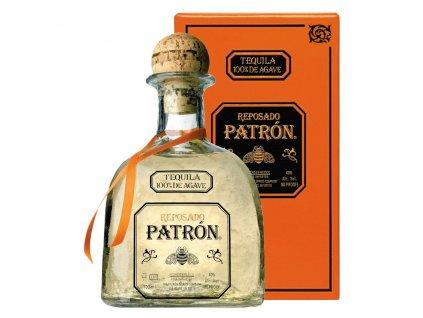 patron tequila reposado 700ml lowres