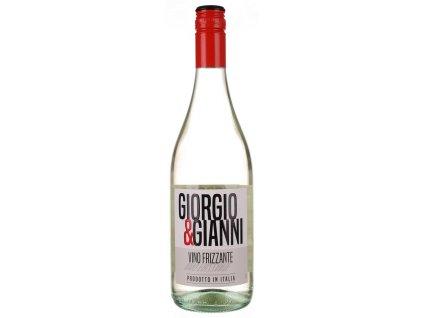 Giorgio & Gianni Viva Frizzante 10,5% 0,75l