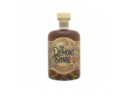The Demon´s Share 40% 0,7l