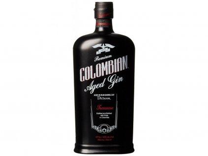 21341 dictador columbian black gin 43 0 7 l